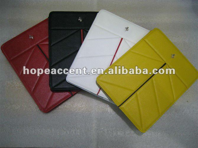 Universal Envelope Leather Case for ipad ipad2 ipad3