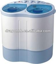 2015 New Model Home Use Mini twin tub washing machine