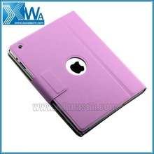 purple leather case with keyboard for ipad 2