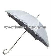 Victorian Wedding Umbrellas (White)