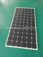 china solar panels cost mono pv solar module price 270W with TUV