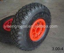 Pneumatic Small Plastic Wheels for Tool Carts PR1013A