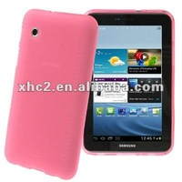 Non-slip Texture TPU Case for for Samsung Galaxy Tab 2 (7.0) / P3100