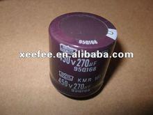 Aluminum Electrolytic Capacitor 450V 220uF LGU2W221MELC Nichicon