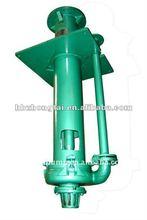 Heavy duty submersible centrifugal slurry pump
