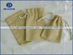 promotional mini jute bag