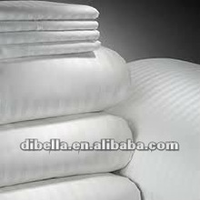 Hotel bedding sheet set of 100% cotton fabric popular in 2012