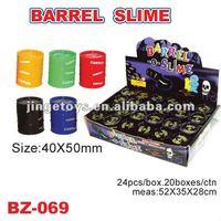 Colorful Barrel Oil Slime Toys/Paint Oil Trick Prank Joke Gag Gift Toys