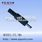 FL-M6 1.1x1.35 decoration earphone jack dust proof plug FILN