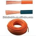 10/16/25/35 mm2 de goma/pvc flexible cable de soldadura