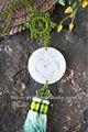 Jade amulett anhänger maskottchen rohe jade auto verwendet anhänger.
