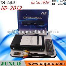 HD-2012 dvb t mpeg4 tuner