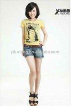 guangzhou women desinger jeans short