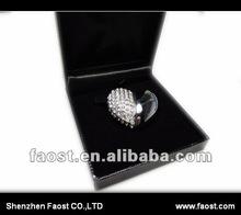 wedding small gift heat shape usb flash drive skin