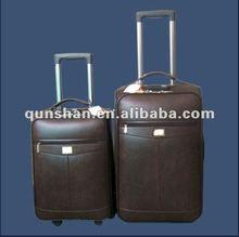 seven-star leopard print trolley luggage