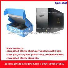 Polypropylene PP Corrugated Plastic Case