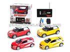 1:24 die cast mini cooper RC model car toy
