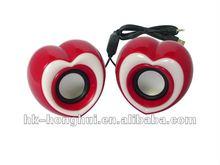 Heart speaker love speaker