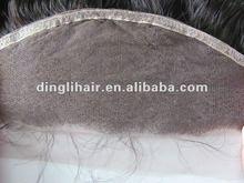 Hot selling Super fine Swiss lace brazilian lace frontal