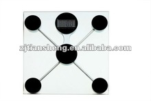 New design electronic body fat balance scale for sale
