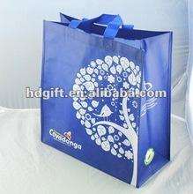 2012 eco cheap logo shopping bas for promotion