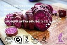 Natural Ingredient Purple Sweet Potato Color