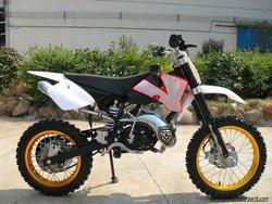 50cc 2-stroke Mini Dirt Bike/Off-Road Bike for Kids