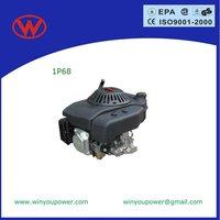 5.5 horse power petrol vertical shaft engine 1P68