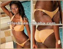 Crazy Hot Full Pucker Bottom Brazilian Bikini Swimwear