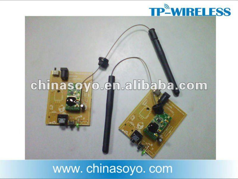 2.4 ГГц рф аудио беспроводные
