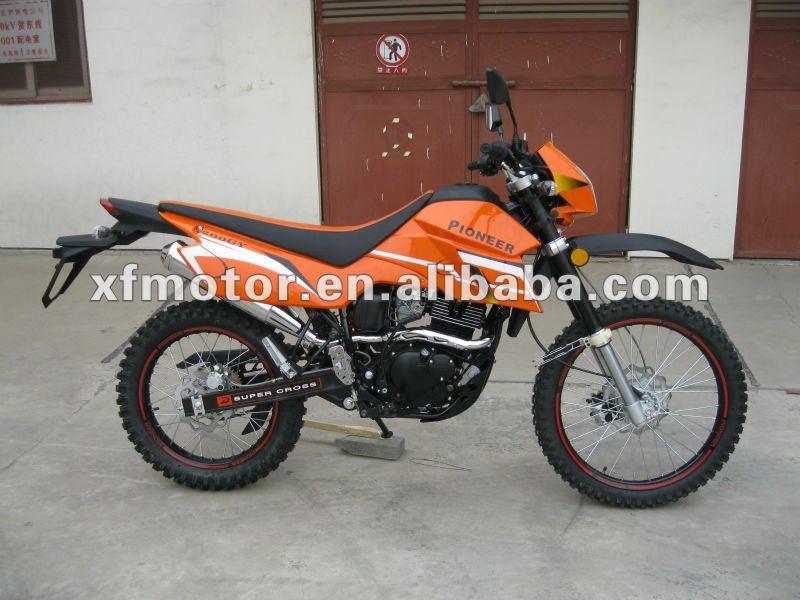 250cc enduro motorcycle