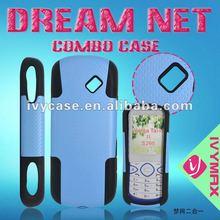 for Verga Tario 2 S265 hybrid cell phone 2 in 1 case/combo case