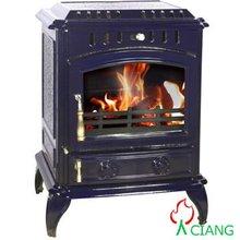 multi fuel cast iron wood heater