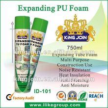 Expanding Spray PU Foam Sealant,Expanding Polyurethane Foam Sealant