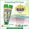 Aerosol Canned PU Foam Sealant, Polyurethane Foam Sealant
