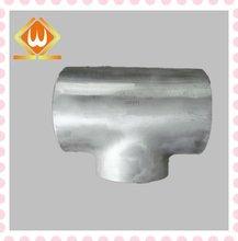 stainless steel 304,304L reducing tee