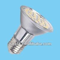 best product 230v AC 5050 smd e27 led par bulb 5w