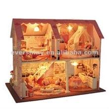2012 creative DIY mini house model
