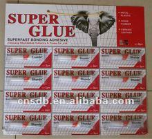 elephant super glue bonding fast
