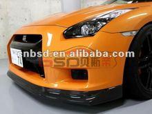 Body kit for 09-11 Nissan Skyline Gtr R35 Carbon Fiber zele style