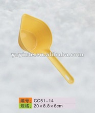 Plastic/PP dog or pet food scoop