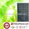 TUV standard 240w mono crystalline silicon PV solar module panel for home electricity