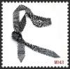 Fashion crystal necktie jewelry necklace Sweater Chain