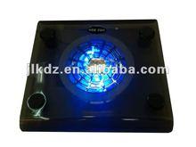 2012 hot salesTransparent plastic lap top cooling pad