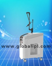 US407 q nd yag laser removal system tattoo removal