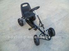 Safest four wheels mini pedal go kart for Chrismas Day Gift F120
