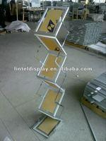 Acrylic Literature rack display