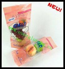 2012 HOT Food Grade Custom Printing Resealable Plastic Bags