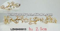 Silver wedding Tiaras LZHGH00013