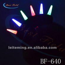 Flashing light-up LED Mohawk